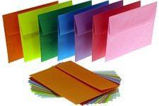 Bright Envelopes