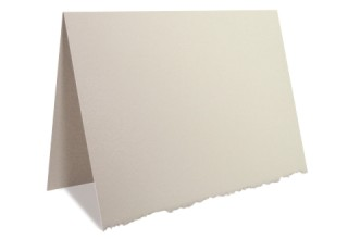 Blank card stock deckled edges wholesale clearbags deckled edge cards m4hsunfo