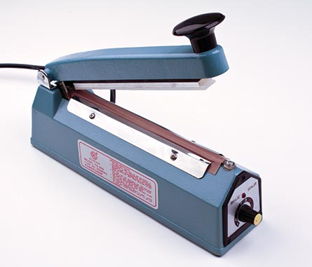 Hand Sealers - Poly Bag Heat Seal Equipment   ClearBags