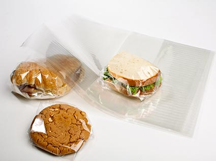 Clear Plastic Deli and Candy Wraps - Sheets | Crystal Clear Bags