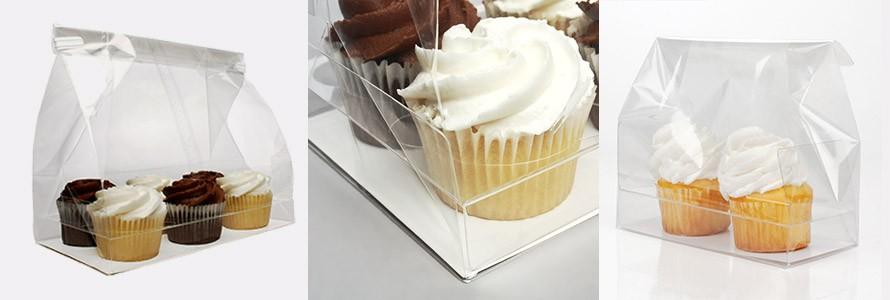 Cupcake Bags for Mini Cupcakes