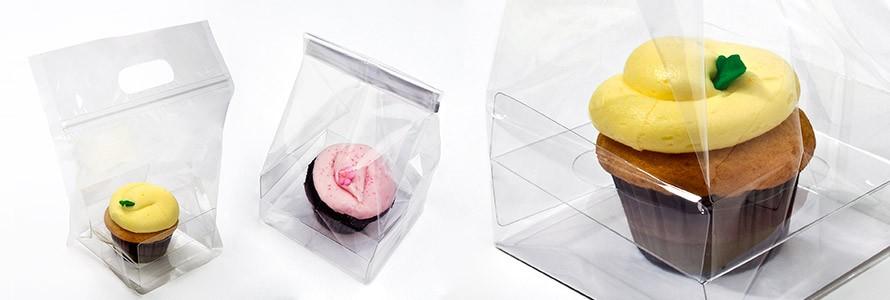 Cupcake Bags for a Single Cupcake