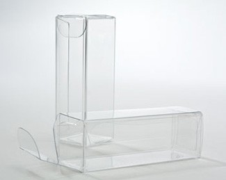 Clear Plastic Food Boxes Cubes And Rectangles