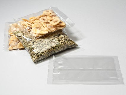 Heat Seal Bags Food Safe Standard Laminated