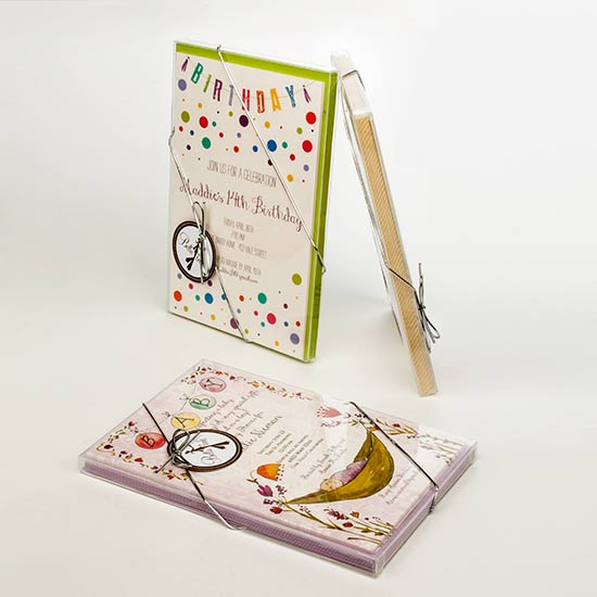 Greeting card boxes pack a9 envelopes and card stock clearbags a9 greeting card boxes m4hsunfo