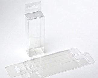 Crystal CLear Hanging Box