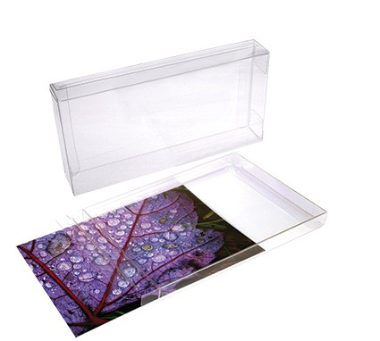 8.5 x 11 Crystal Clear Box