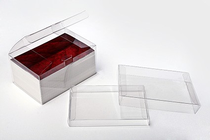 5 x 7 Crystal Clear Boxes for Photos