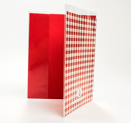 Stationery Card Slip Covers