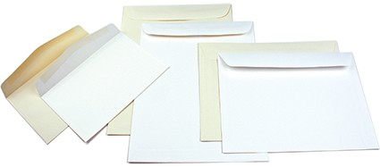 Stationery Linen Envelopes