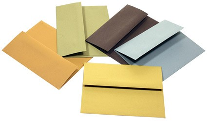 Stationery Envelopes Notables