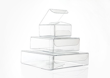 Crystal Clear Value Boxes