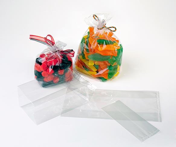 Standard Side Gusset Bags