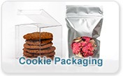 Food Safe Cookie Packaging