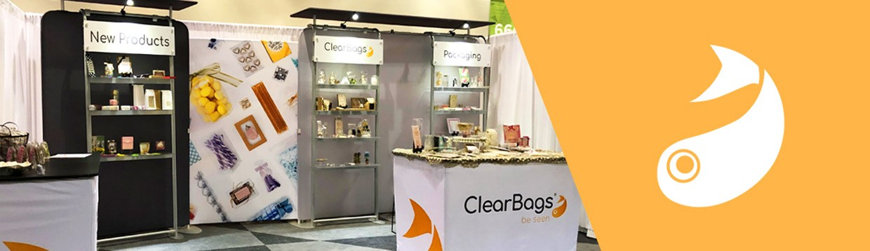 ClearBags at Trade Shows