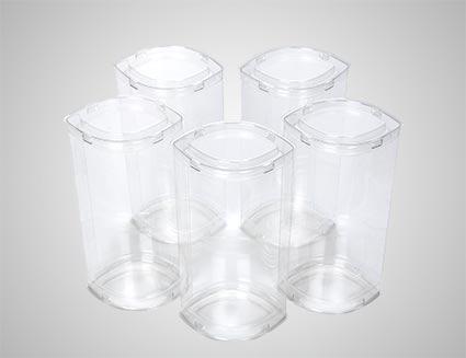Crystal Clear Tubes