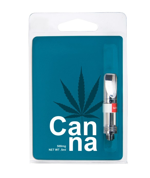Custom Cannabis Cartridge
