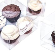 Serving Wedding Shower or Rehearsal Dinner Cupcakes? Shop our Cupcake Packaging