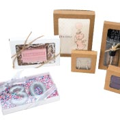 Multiple Sizes and Styles of Boxes for Your Wedding Invitations.