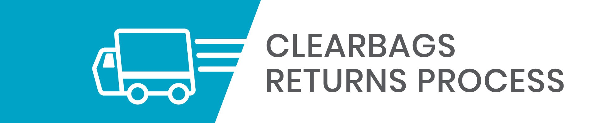 ClearBags Returns Process
