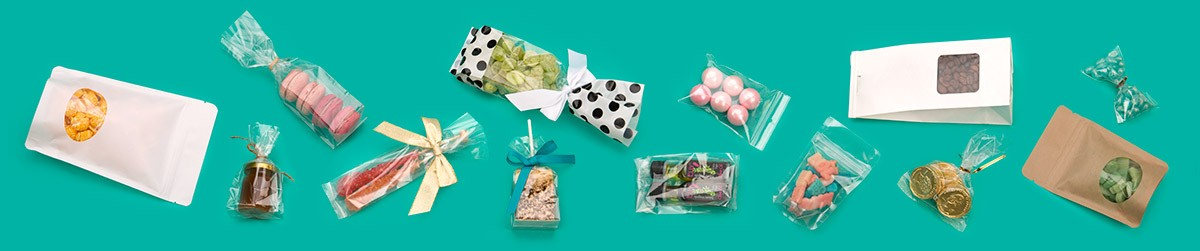 Wedding Favor Bags Small Favor Bag Clearbags