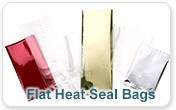 Food Safe Flat Heat Sealed Bags