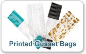Gusset Bag Variety Goodie Bags Snack Pouches Clearbags