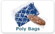 Food Safe Poly Bags