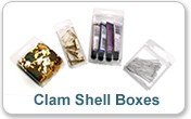 Small Clamshell Boxes for Coins