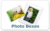 Crystal Clear Photo Boxes