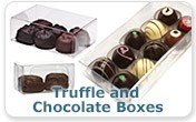 Food Safe Truffle Boxes