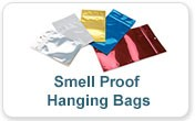 Smell Proof Hanging Bags