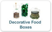 Decorative Food Boxes