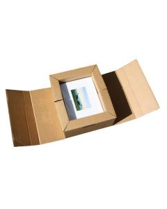 "17"" x 6"" x 23"" Airsafe Art Boxes (10 Pieces) [AIR1319]"