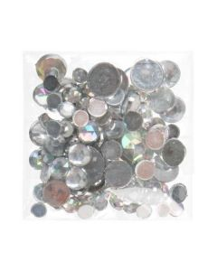 "2"" x 2"" + Flap, Crystal Clear Bags® (100 Pieces) [B2X2E]"