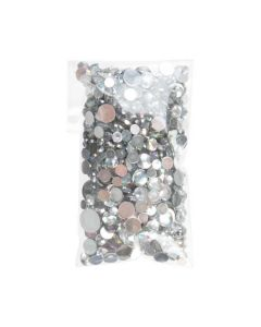 """2"""" x 2 1/2"""" + Flap, Crystal Clear Bags® (100 Pieces) [B2X2H]"""