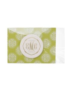 Protective Greeting Card Sleeve with Adhesive on Bag