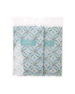 """7 3/16"""" x 7 1/16"""" + Flap, Crystal Clear Bags® (100 Pieces) [B7X7SM]"""