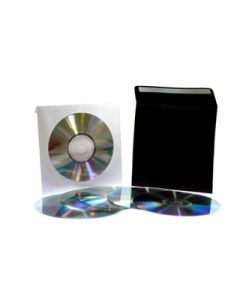 cd sleeve with window
