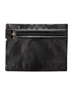 8 x 6 black child resistant bag