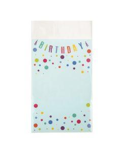Birthday card packaging
