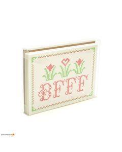 Crystal Clear greeting card set box