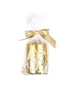 Packaged candle