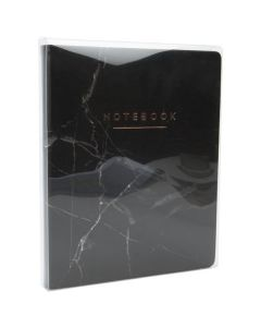Notebook packaged in plastic box