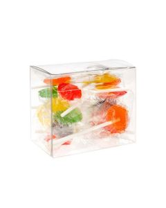 Packaged lollipops
