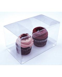 Double cupcake box set