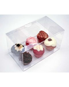 Mini cupcake packaging