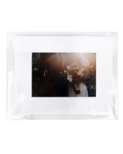 "8 15/16"" x 11 1/4"" + Flap, Protective Closure Premium Eco Clear Bags (100 Pieces) [TB339]"