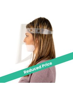 Face Shield Disposable 10 mil