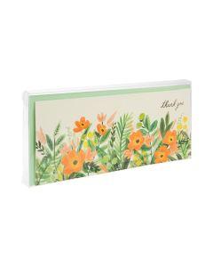 Greeting card box